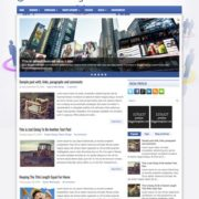 AdsMarketing Blogger Templates