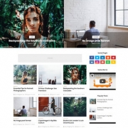 Aeon Blogger Templates