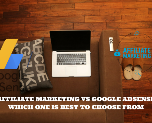 Affiliate Marketing Vs Adsense