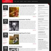 Ajaxify Blogger Templates