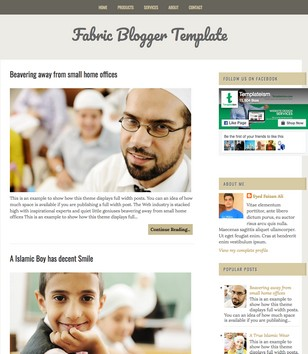 Tips for blog's all in one: simple neni high ctr responsive.