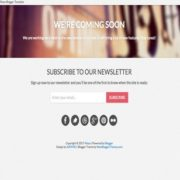 Alissa soon Blogger Templates