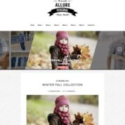 Allure Blogger Templates