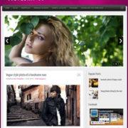 Alyeska II Blogger Templates
