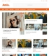 Amia Blogger Templates