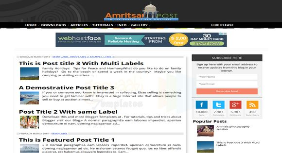 Amritsar Post Blogger Template. Free Blogger templates. Blog templates. Template blogger, professional blogger templates free. blogspot themes, blog templates. Template blogger. blogspot templates 2013. template blogger 2013, templates para blogger, soccer blogger, blog templates blogger, blogger news templates. templates para blogspot. Templates free blogger blog templates. Download 1 column, 2 column. 2 columns, 3 column, 3 columns blog templates. Free Blogger templates, template blogger. 4 column templates Blog templates. Free Blogger templates free. Template blogger, blog templates. Download Ads ready, adapted from WordPress template blogger. blog templates Abstract, dark colors. Blog templates magazine, Elegant, grunge, fresh, web2.0 template blogger. Minimalist, rounded corners blog templates. Download templates Gallery, vintage, textured, vector,  Simple floral.  Free premium, clean, 3d templates.  Anime, animals download. Free Art book, cars, cartoons, city, computers. Free Download Culture desktop family fantasy fashion templates download blog templates. Food and drink, games, gadgets, geometric blog templates. Girls, home internet health love music movies kids blog templates. Blogger download blog templates Interior, nature, neutral. Free News online store online shopping online shopping store. Free Blogger templates free template blogger, blog templates. Free download People personal, personal pages template blogger. Software space science video unique business templates download template blogger. Education entertainment photography sport travel cars and motorsports. St valentine Christmas Halloween template blogger. Download Slideshow slider, tabs tapped widget ready template blogger. Email subscription widget ready social bookmark ready post thumbnails under construction custom navbar template blogger. Free download Seo ready. Free download Footer columns, 3 columns footer, 4columns footer. Download Login ready, login support template blogger. Drop down