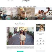Angel Blogger Templates