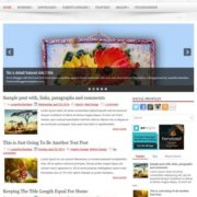 ArtPress Blogger Templates