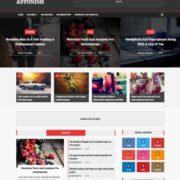 Astonish Blogger Templates