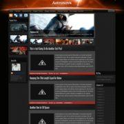 Astronova Blogger Templates
