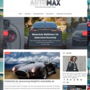 Automax Blogger Templates