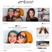 Avocet Blogger Templates