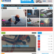 BPress Magazine Blogger Templates