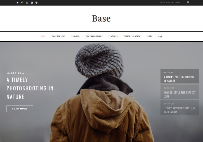 Base Blogger Template. Creative blog template for free. Template has lot of features download free blogger templates. Best free blogger templates for blogspot blog Base Blogger Template.