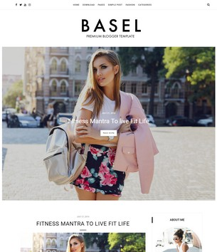 Basel Blogger Templates