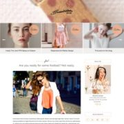 Beauteous Carousel Blogger Templates
