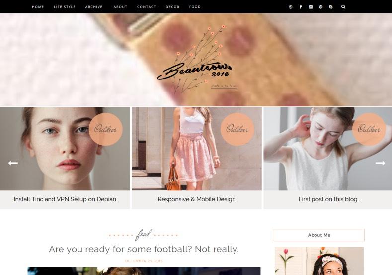 Beauteous Carousel Blogger Template. Best place for download best template. Get latest templates for free from gooyaabitemplates. Beauteous Carousel Blogger Template.