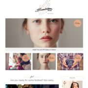 Beauteous Slider Blogger Templates