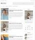 Beautly Blogger Templates