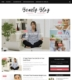 Beauty Blog Blogger Templates