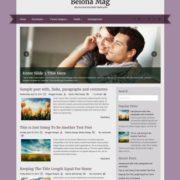 Belona Mag Blogger Templates