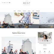 Best Clean Blogger Templates