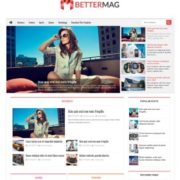 Better Mag Blogger Templates