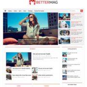 Better Mag Blogger Templates