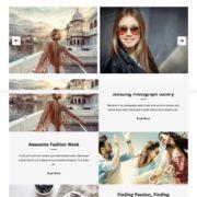 Blend Blogger Templates