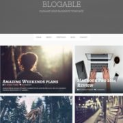Blogable Blogger Templates