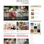 Blogging Blogger Templates