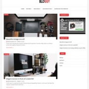 Bloggy Blogger Templates