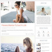 Blogster Blogger Templates