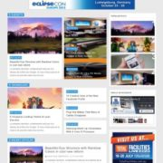 Blue Theme Blogger Templates