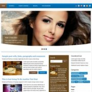 Bluilos Blogger Templates