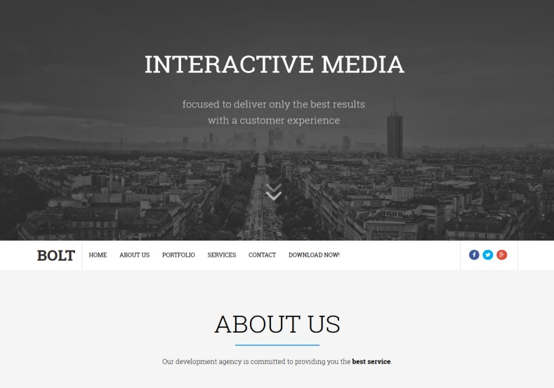 Bolt Blogger Template Best quality free blogger templates 2017 for building business portfolio weblogs. Download Bolt Blogger Template and build amazing blog for your business.