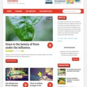 Boxed Responsive Blogger Templates
