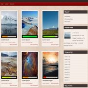 Boxoffice Blogger Templates