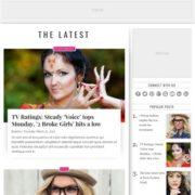 Braxton Responsive Blogger Templates