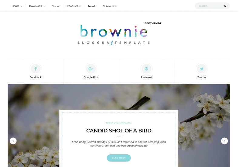 Brownie Blogger Template. Visit: https://www.bloggerdaddy.tk