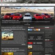 CarPlus Blogger Templates