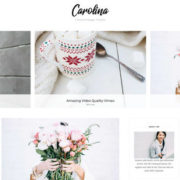 Carolina Blogger Templates