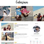 Catarina Blogger Templates