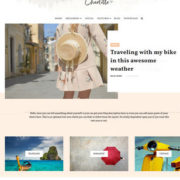 Charlotte Blogger Templates