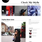 Check My Style Blogger Templates