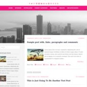 Chicago Blogger Templates