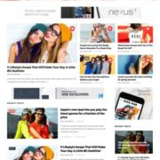 Chicmag Fashion Blogger Templates