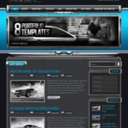 ChromeGT Blogger Templates