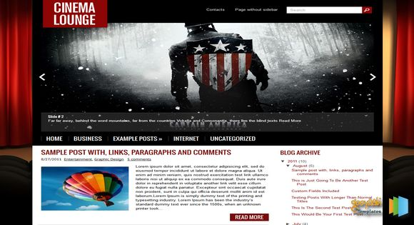 CinemaLounge Blogger Template. Free Blogger templates. Blog templates. Template blogger, professional blogger templates free. blogspot themes, blog templates. Template blogger. blogspot templates 2013. template blogger 2013, templates para blogger, soccer blogger, blog templates blogger, blogger news templates. templates para blogspot. Templates free blogger blog templates. Download 1 column, 2 column. 2 columns, 3 column, 3 columns blog templates. Free Blogger templates, template blogger. 4 column templates Blog templates. Free Blogger templates free. Template blogger, blog templates. Download Ads ready, adapted from WordPress template blogger. blog templates Abstract, dark colors. Blog templates magazine, Elegant, grunge, fresh, web2.0 template blogger. Minimalist, rounded corners blog templates. Download templates Gallery, vintage, textured, vector,  Simple floral.  Free premium, clean, 3d templates.  Anime, animals download. Free Art book, cars, cartoons, city, computers. Free Download Culture desktop family fantasy fashion templates download blog templates. Food and drink, games, gadgets, geometric blog templates. Girls, home internet health love music movies kids blog templates. Blogger download blog templates Interior, nature, neutral. Free News online store online shopping online shopping store. Free Blogger templates free template blogger, blog templates. Free download People personal, personal pages template blogger. Software space science video unique business templates download template blogger. Education entertainment photography sport travel cars and motorsports. St valentine Christmas Halloween template blogger. Download Slideshow slider, tabs tapped widget ready template blogger. Email subscription widget ready social bookmark ready post thumbnails under construction custom navbar template blogger. Free download Seo ready. Free download Footer columns, 3 columns footer, 4columns footer. Download Login ready, login support template blogger. Drop down 