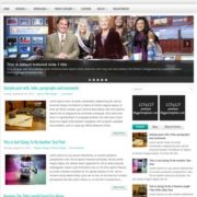 CleanMagazine Blogger Templates